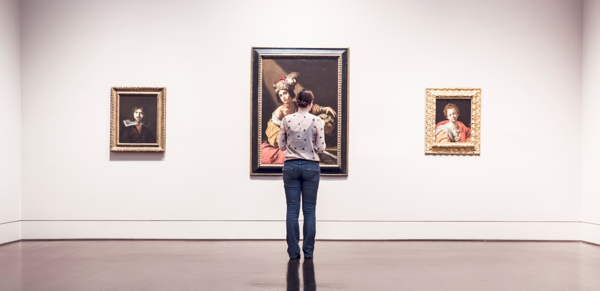 Quanto tempo ci vuole per capire un'opera d'arte?
